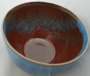 ceramic bowl by Dave Clingman