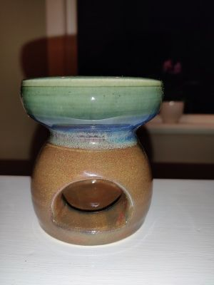 custom ceramic essential oil burner